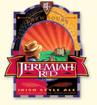 bj brewhouse jeremiah red