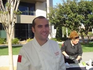 BeerAnswers Blog Meets Chef Bannister-Red Marlin Restaurant